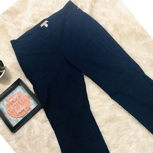 Dana Buchman Blue & Black Pants